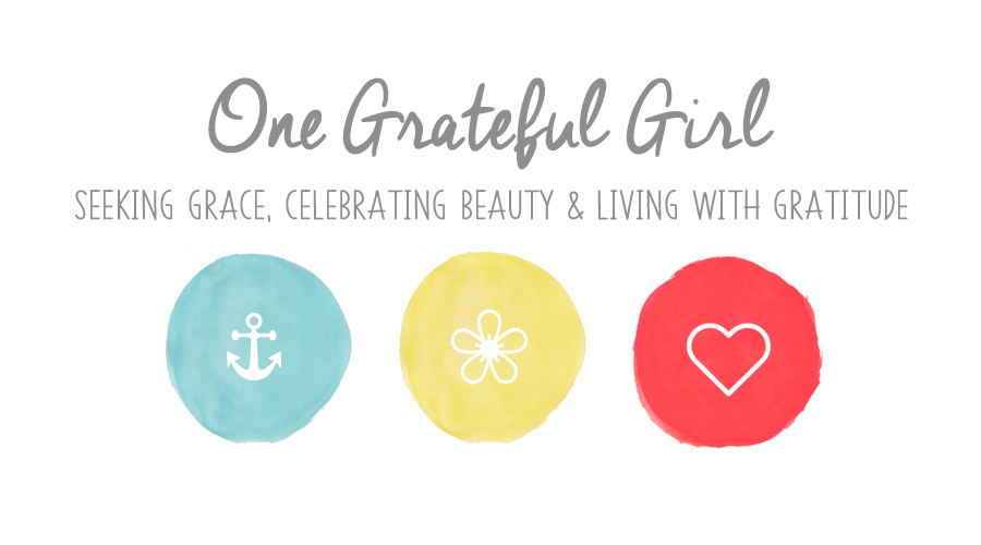 one grateful girl